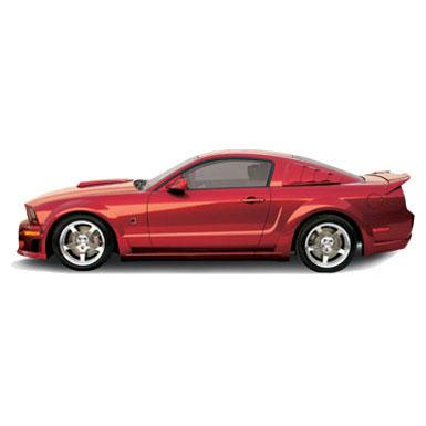 Body Kit 2005-2009 Mustang Body Kit, Complete Accessories