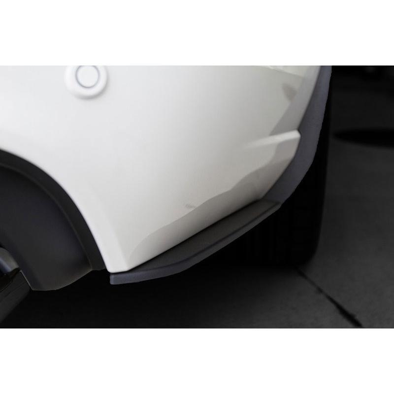 Body Kit 2013-2014 Ford Mustang - ROUSH Rear Side Splitter Kit Accessories