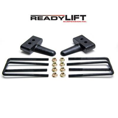 Suspension Ford F-150 2WD 1.5 in. Rear Block Kit Accessories