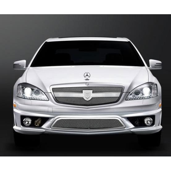 Grilles 2007-2009 Mercedes S550 (Verona) Accessories