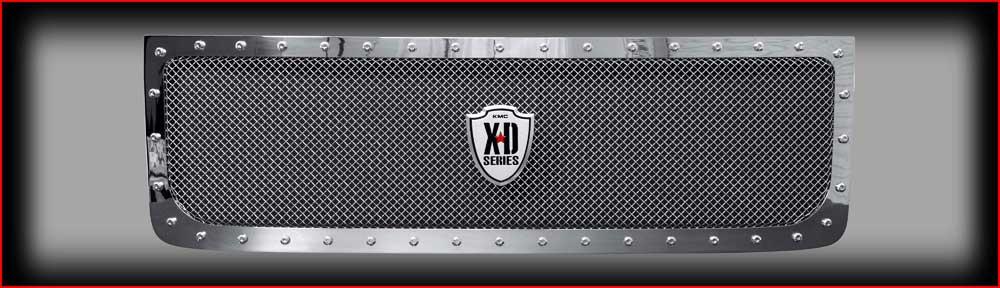 Grilles 2011-2011 GMC Sierra 2500-3500 HD Accessories