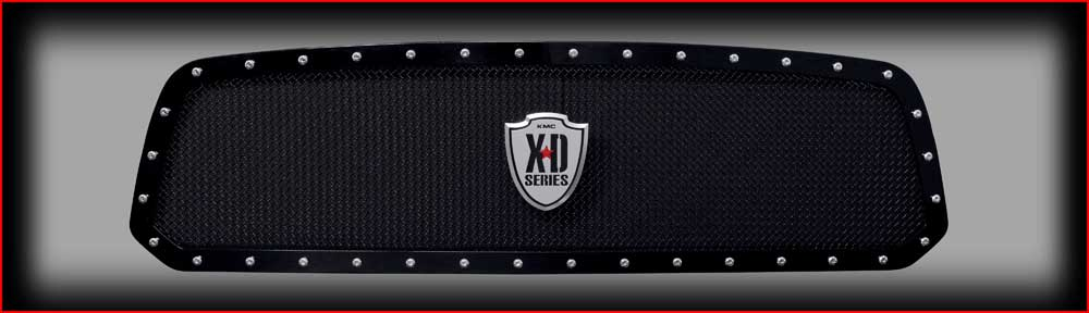 Grilles 2013-2013 Dodge Ram 1500 Accessories