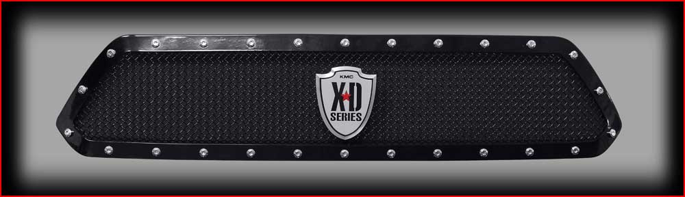 Grilles Toyota Tacoma Black Mesh Grille Accessories