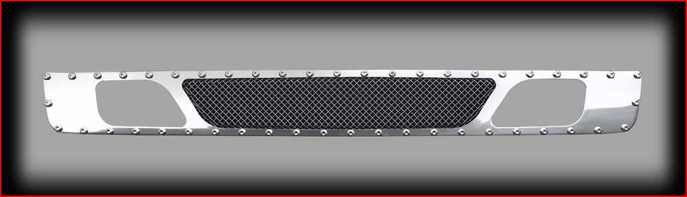Grilles Bumper Grille 2007 - 2015ChevroletSilverado X721100 Accessories
