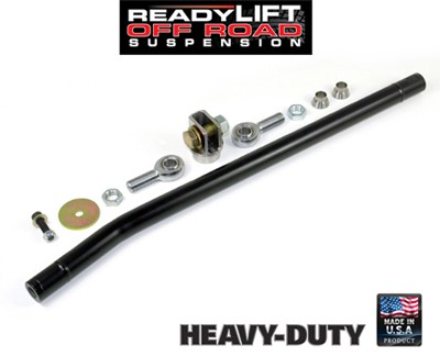 Suspension Ford Super Duty Anti Wobble Trac Bar - 2005-2013 - 0-4 in. Lift Applications - Bent Accessories