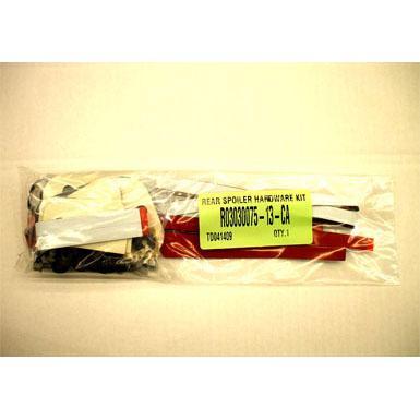 Spoilers 2005-2009 Mustang Rear Spoiler Hardware Kit Accessories