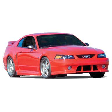 Body Kit Body Kit with Wing 1999-2014 Ford Mustang Accessories