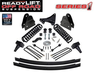 Suspension Ford Super Duty 5in Lift Kit - Series 1 - 2005-2007 - 49-2006 Accessories