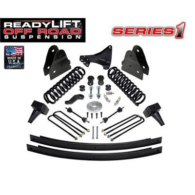 Suspension Ford Super Duty 5 in. Lift Kit - Series 1 - 2008-2010 Accessories