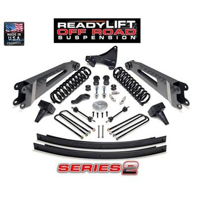 Suspension Ford Super Duty 5 in. Lift Kit - Series 2 - 2005-2007 - 49-2007 Accessories