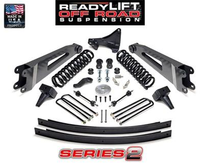 Suspension Ford Super Duty 5in Lift Kit - Series 2 - 2005-2007 - 49-2007 Accessories
