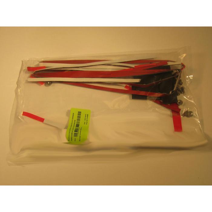 2010-2014 ROUSH Rear Spoiler Hardware Kit