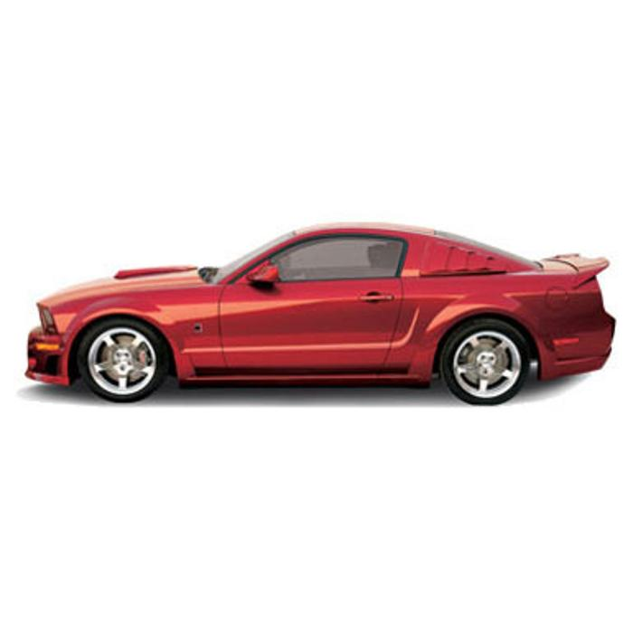 2005-2009 Mustang Body Kit, Complete