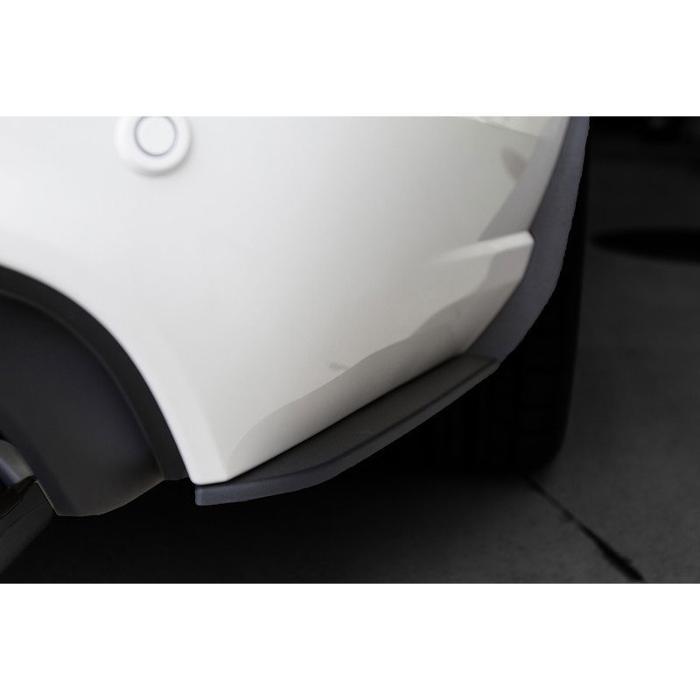 2013-2014 Ford Mustang - ROUSH Rear Side Splitter Kit