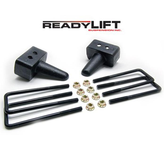Ford F-150 3 in. Rear Block Kit 4WD