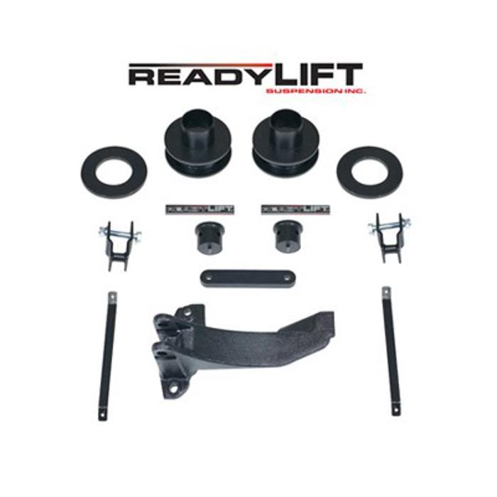 Leveling kit w/ track bar bracket - 66-2516 2008-2010 Ford Super Duty