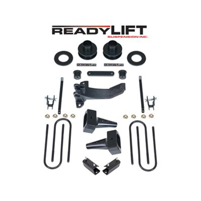 Ford Super Duty 2.5 in. F/1.0 in. R Lift Kit - 69-2516TP