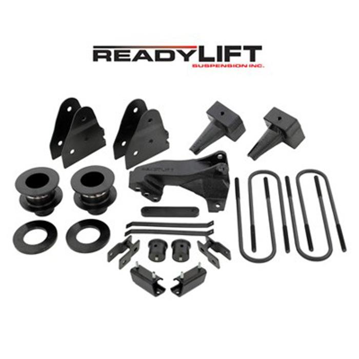 2011-2013 Ford Super Duty SST Lift Kit - Stage 4 69-2535