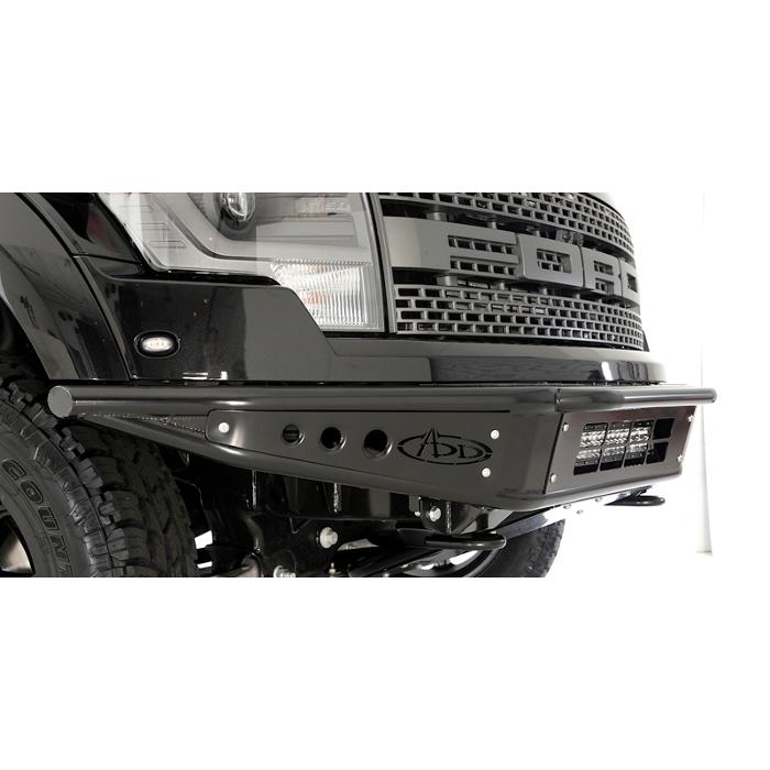 Stealth Front Bumper