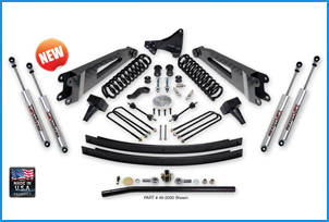 Ford Super Duty 5in Lift Kit Series 3