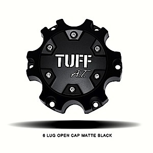 Tuff AT 6 Lug Open