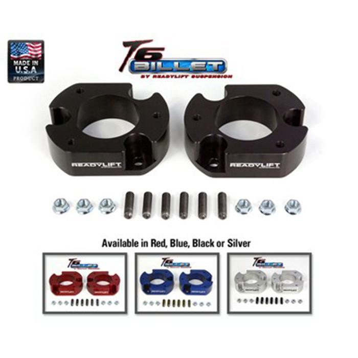 Ford F-150 T6 Billet 2.5in Leveling Kit