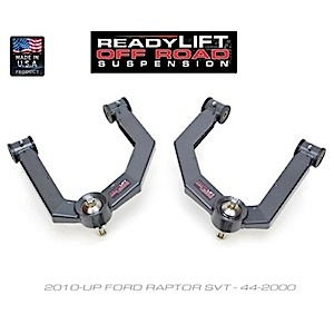 Uniball Upper Control Arm - 2009-2013 Ford Raptor SVT - 4WD