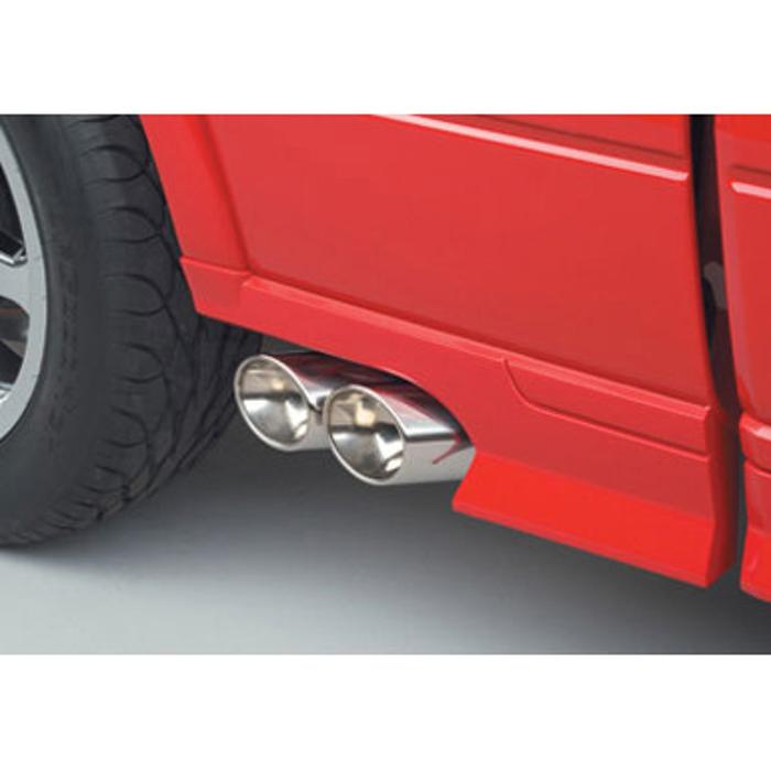 Exhaust Dual Side Exit Off-Road 2004-2008 Ford F150