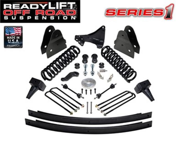 Ford Super Duty 5 Lift Kit - Series 1 - 2011-UP