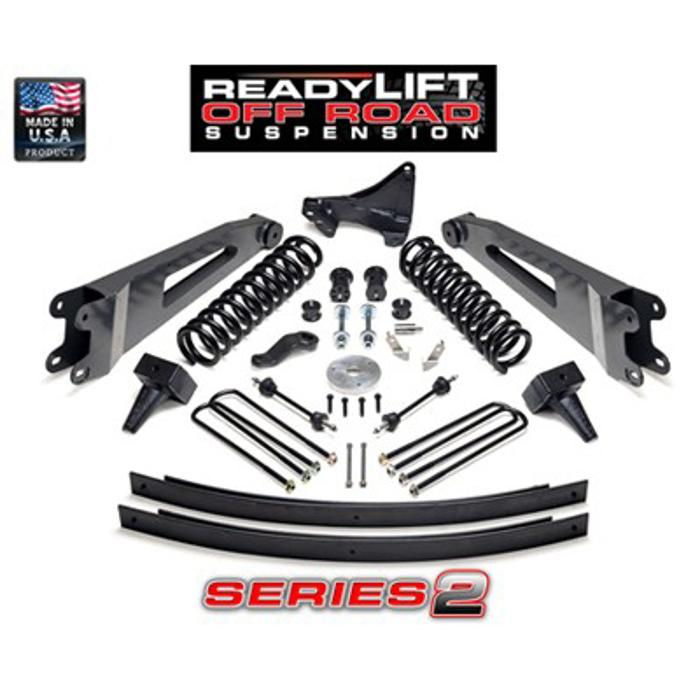 Ford Super Duty 5 in. Lift Kit - Series 2 - 2005-2007 - 49-2007