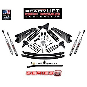 Ford Super Duty 5 in. Lift Kit - Series 3 - 2011-UP