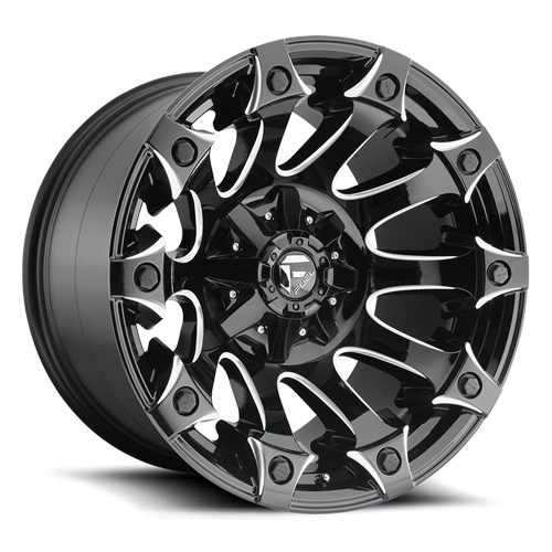 5 LUG BATTLE AXE - D578