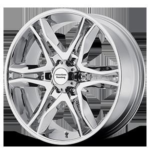 American Racing Custom Wheels AR893 Mainline 6 Chrome