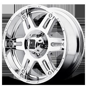 XD Wheels XD797 Spy 5 Chrome