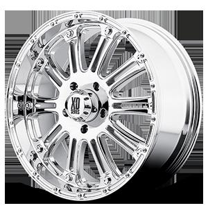XD Wheels XD795 Hoss 5 Chrome