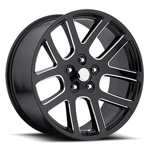 Factory Reproductions Style 60 5 Black Milled