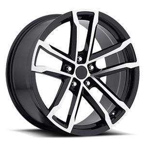 Factory Reproductions Style 41 5 Black Machined