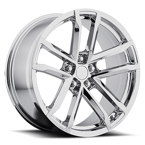 Factory Reproductions Style 41 5 PVD Chrome