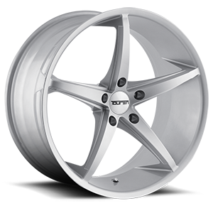 Touren Wheels TR70 5 Silver Milled Spokes