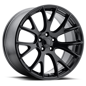 Factory Reproductions Style 70 5 Gloss Black
