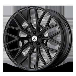 Asanti Black Label ABL-21 Leo 5 Gloss Black