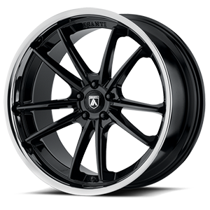 Asanti Black Label ABL-23 Sigma 5 Gloss Black