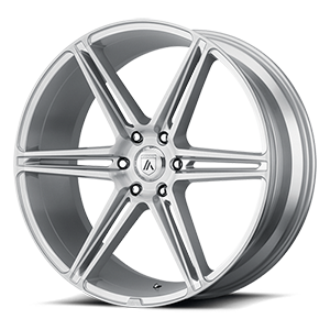 Asanti Black Label ABL-25 Alpha 6 6 Brushed Silver