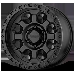 American Racing Custom Wheels AR201 6 Cast Iron Black