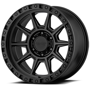 American Racing Custom Wheels AR202 6 Cast Iron Black