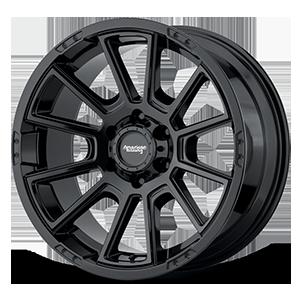 AR933 Gloss Black 6 lug