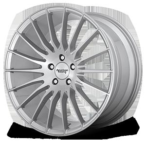 American Racing Custom Wheels AR934 - Fastlane 5 Brushed Silver