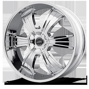 American Racing Custom Wheels AR894 6 Chrome