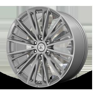 Asanti Black Label ABL-30 Corona 6 Brushed Titanium