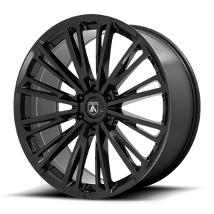 Asanti Black Label ABL-30 Corona 6 Gloss Black